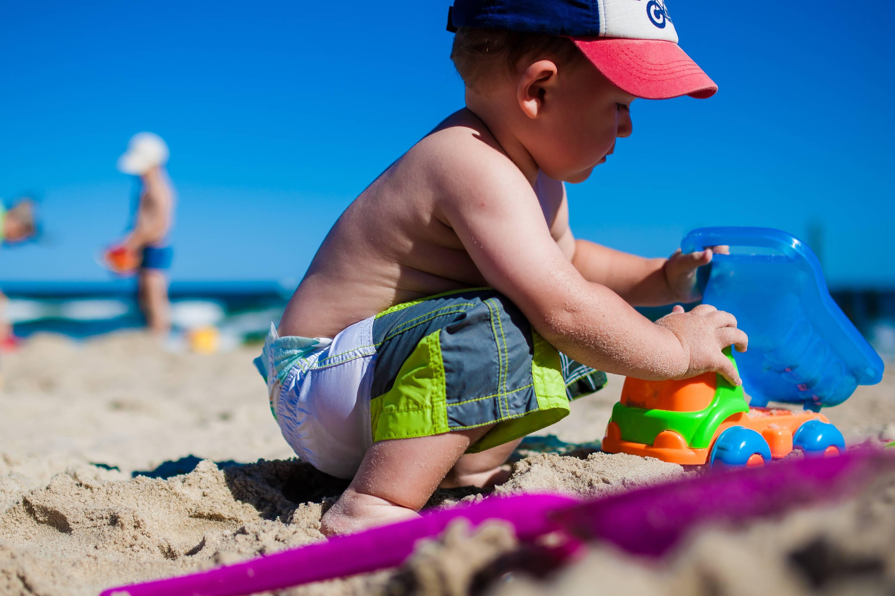 Strandjutten met Vlietkinderen